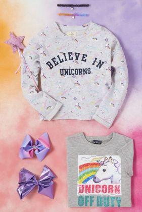 Ropa de unicornio para niños / Primark