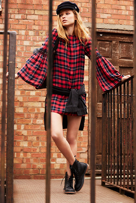 Moda mujer de Primark, vuelta al cole Otoño/Invierno 2017