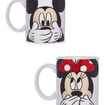 Pack de 2 tazas de Disney