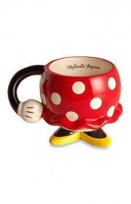 Tazas de Mickey y Minnie Mouse / Primark