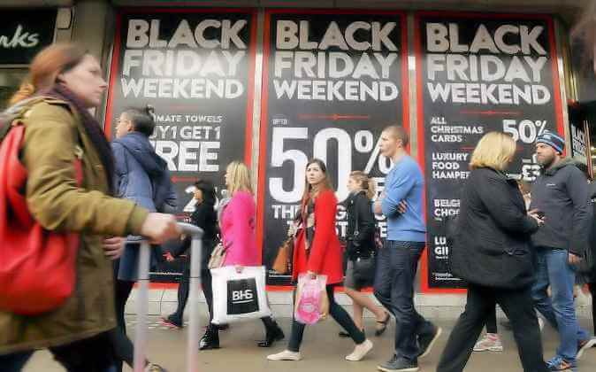 Black Friday de Primark