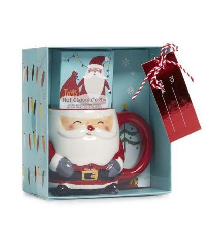 Taza Papa Noel Navidad / Primark