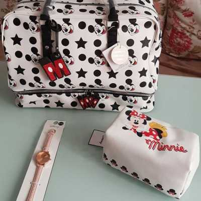 Pack Minnie Mouse por Mercedes