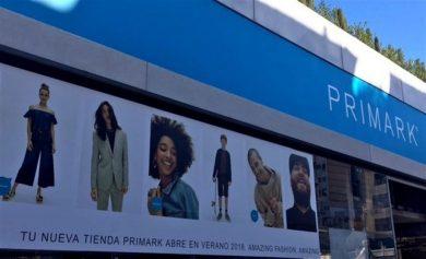 La segunda tienda Primark de Valencia ya tiene fecha de apertura