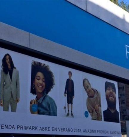 Primark tienda de Ruzafa (Valencia)
