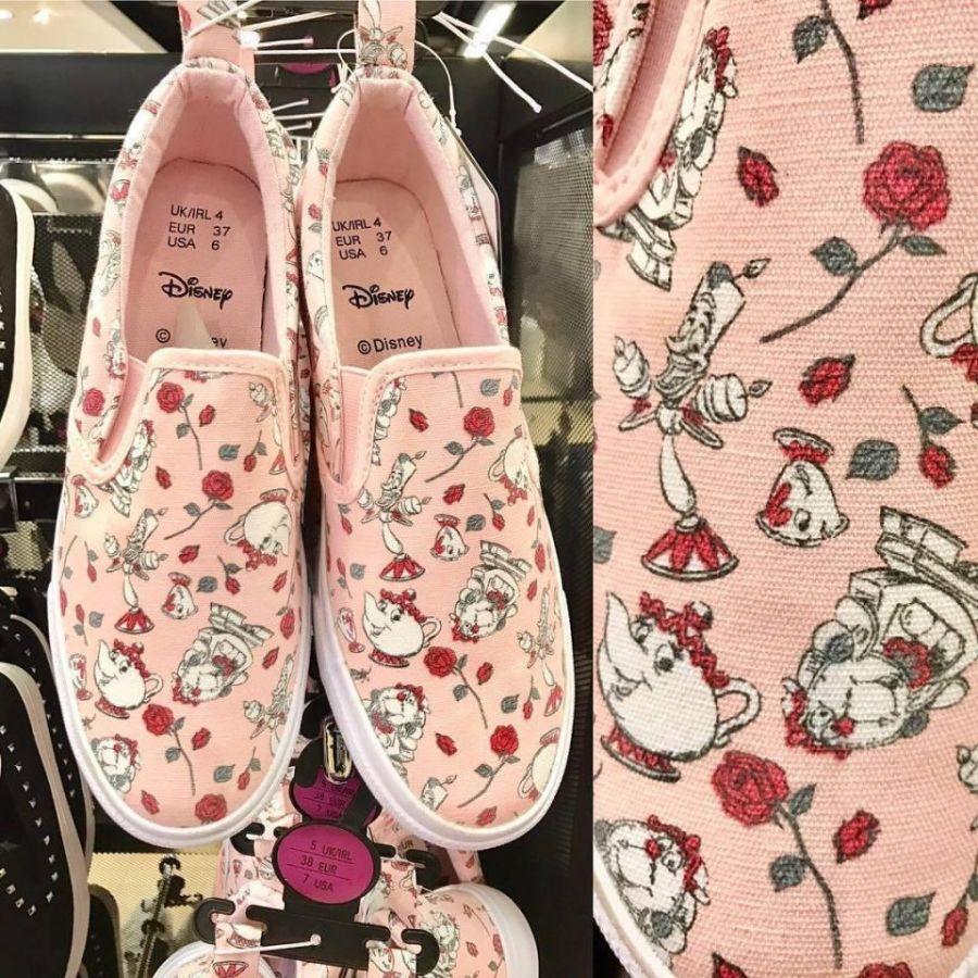 Zapatillas Bella y Bestia © Primark Stores LTD
