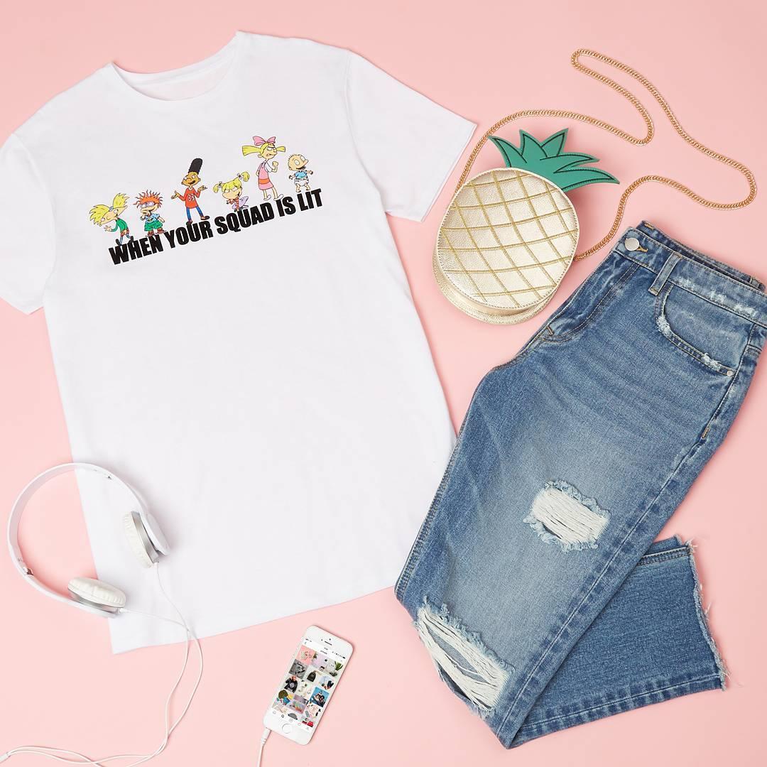 Camisetas Rugrats © Primark Stores LTD