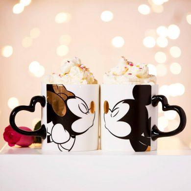 Las adorables tazas de Mickey y Minnie Mouse que están arrasando en Reino Unido
