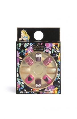 Pack de uñas postizas de 'Alicia en el país de las Maravillas'