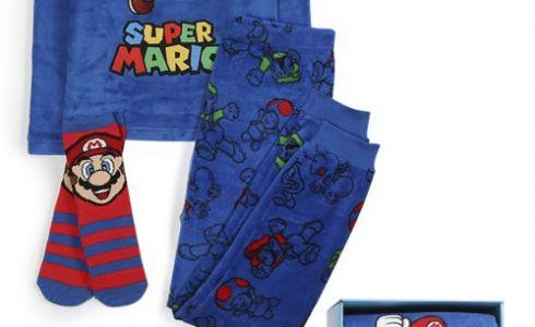 Set pijama Mario Bros Primark 14€