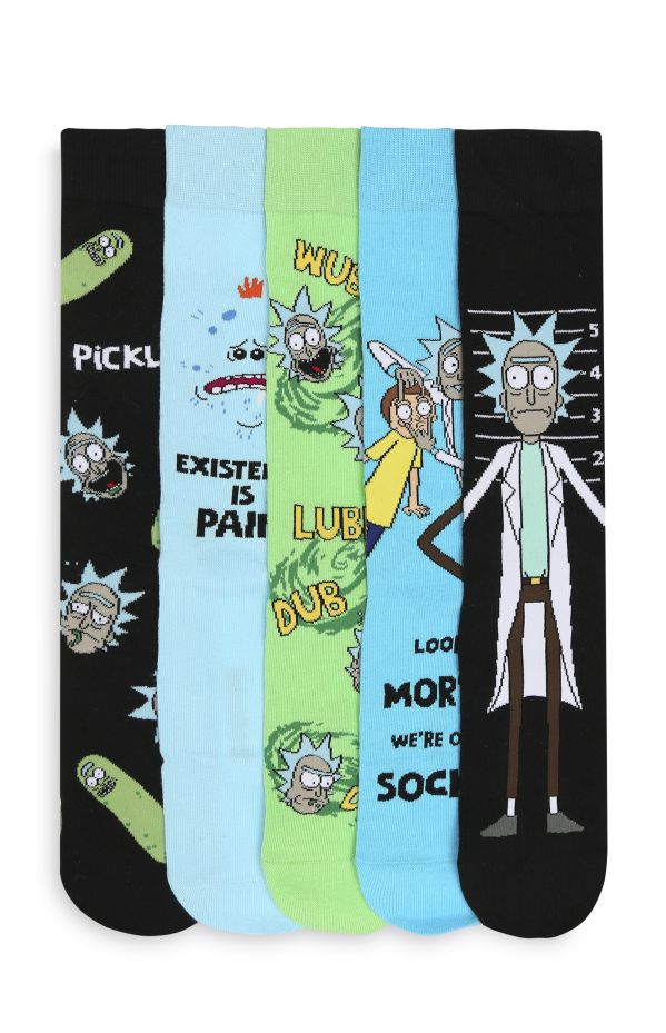Rick y Morty Primark