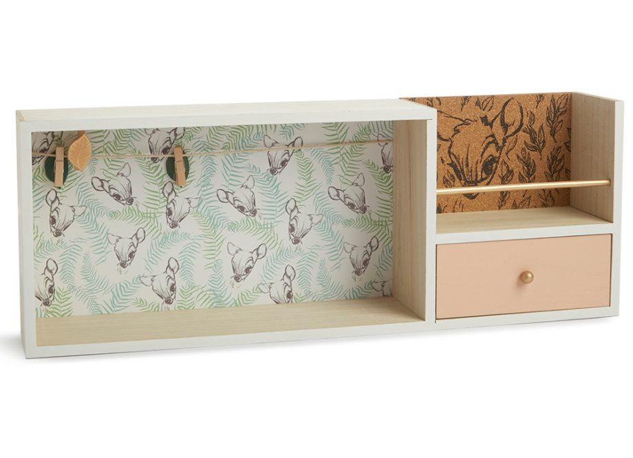 Mini-estantería Bambi de Primark