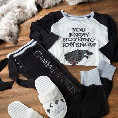 Pijama Game of Thrones