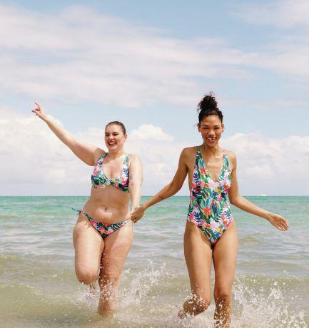 Luce increíble en verano con los mejores trajes de baño