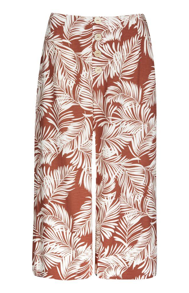 Pantalones estampados, precio 16 €