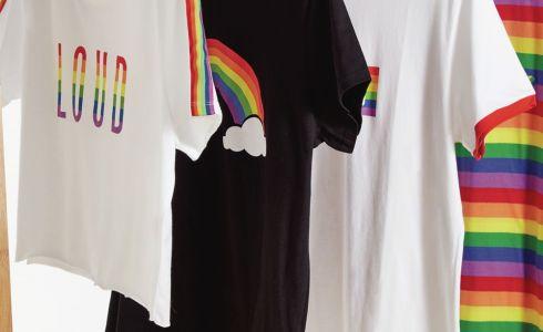 Camisetas por la igualdad, en Primark