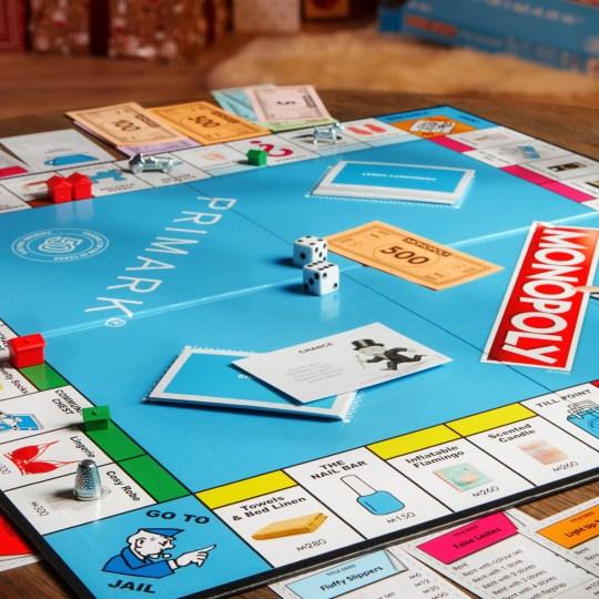Monopoly Primark