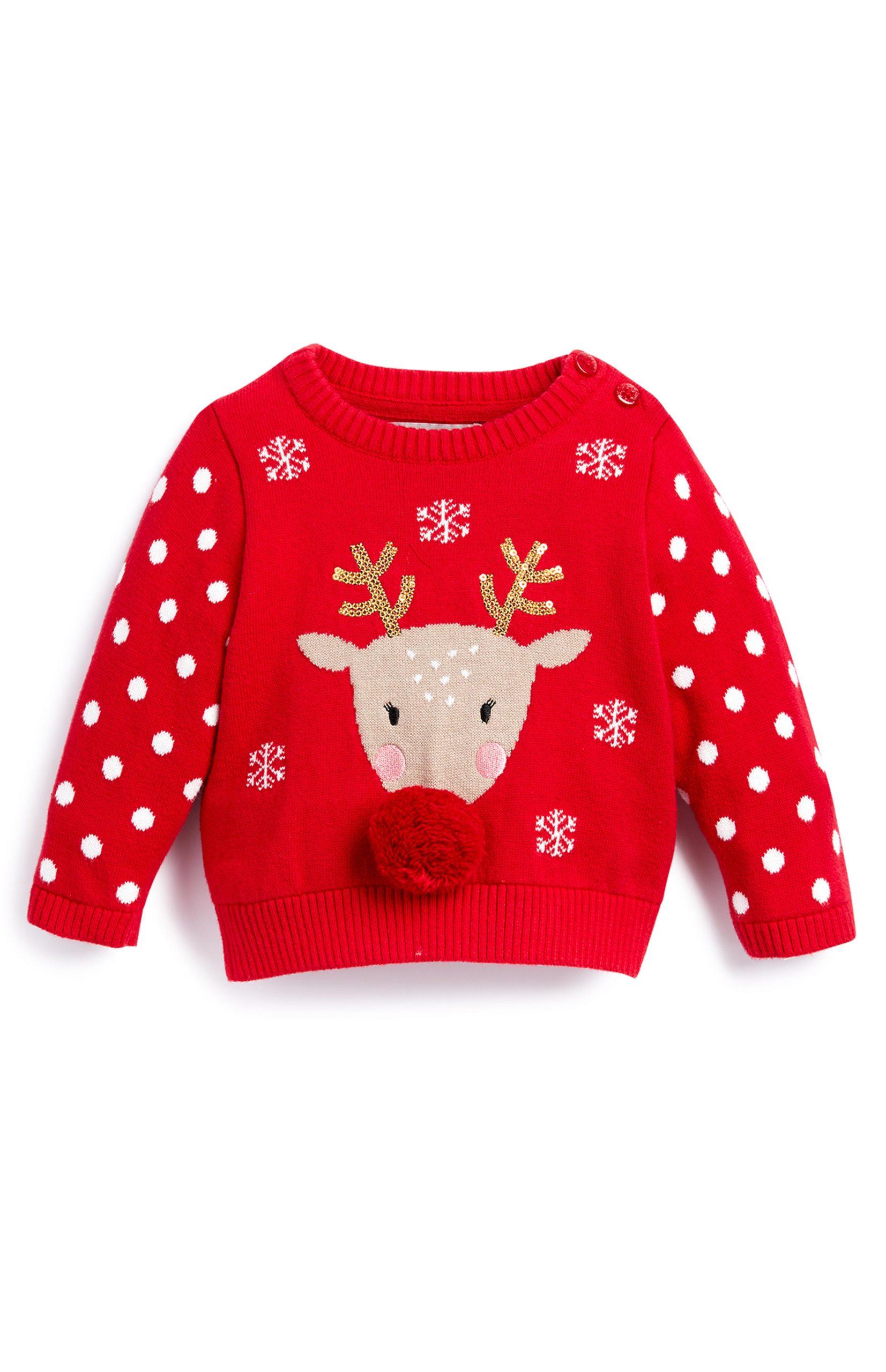 jerseys de Navidad unisex de Primark