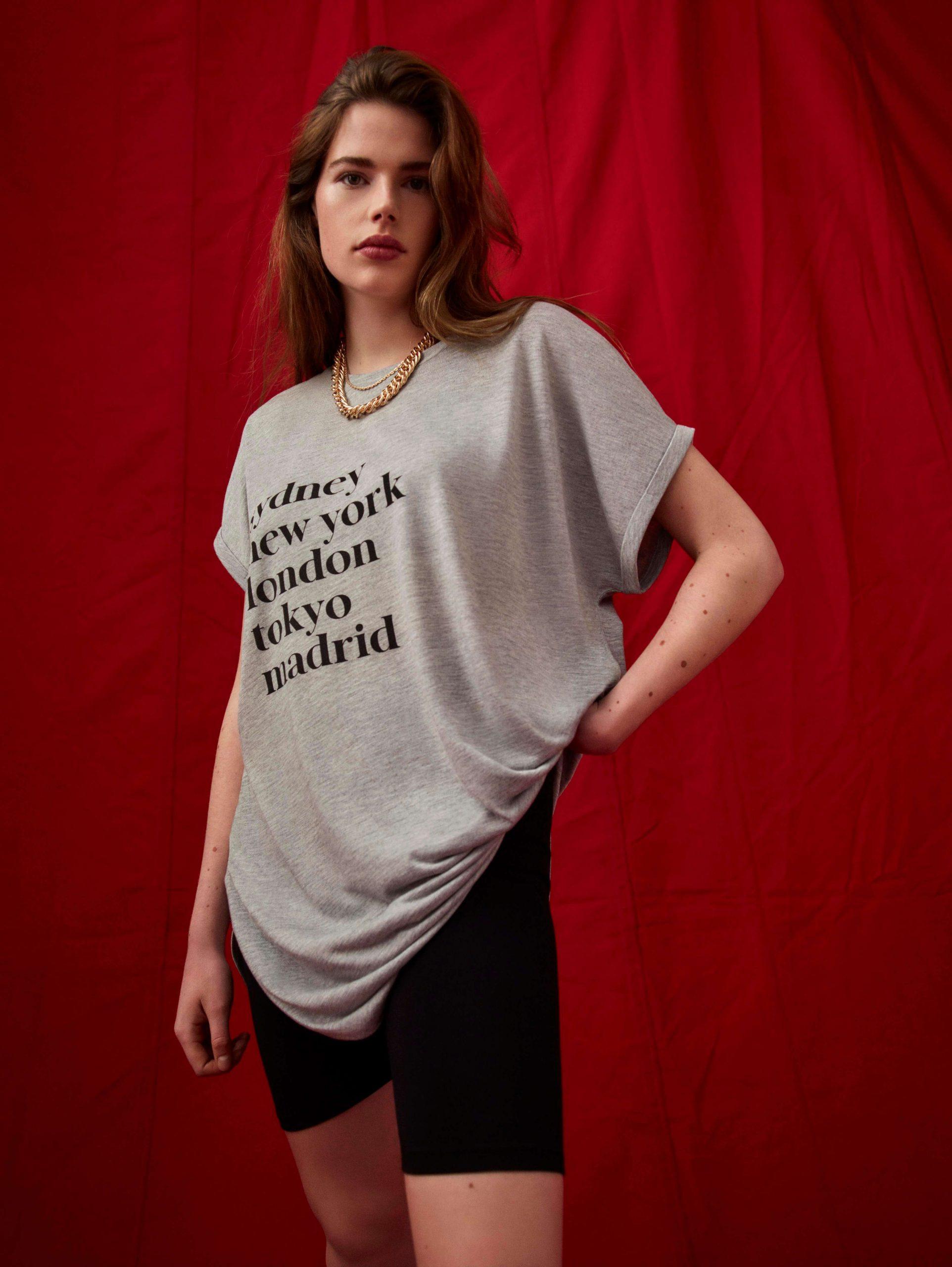 Camiseta para mujer de temporada